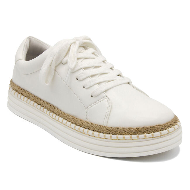 Mineola Sneakers,White,large
