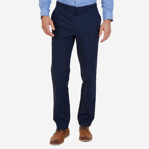 CLASSIC FIT BEDFORD CORD PANTS - Pure Dark Pacific Wash