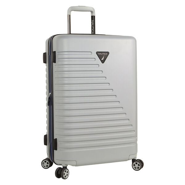 "Flagship 24"" Hardside Spinner Luggage - Charcoal Hthr"