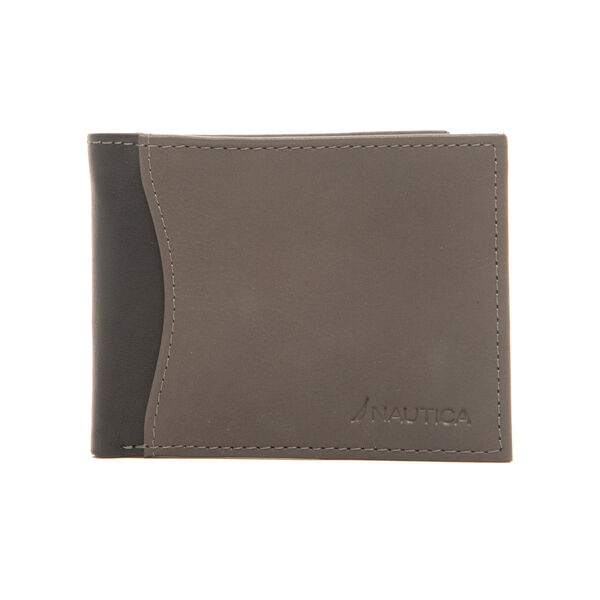 CONWAY SLIM BIFOLD WALLET - True Black