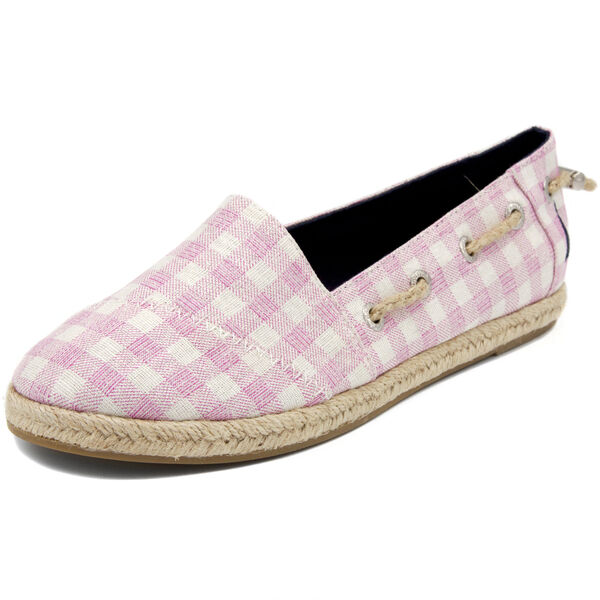 Rudder Slip-On Shoes - Teaberry