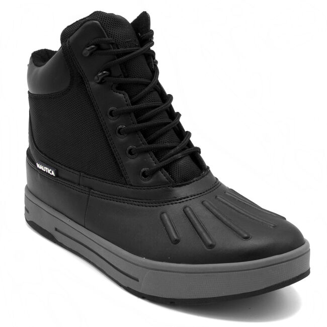 New Bedford Boots,Charcoal,large