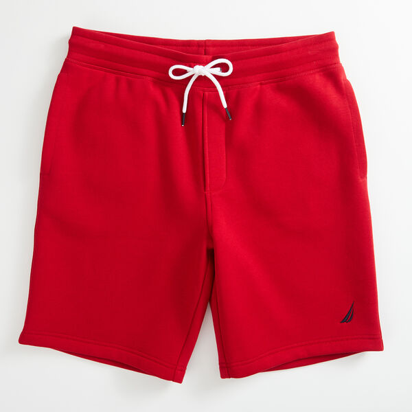 "9"" J-CLASS FLEECE SHORT - Nautica Red"