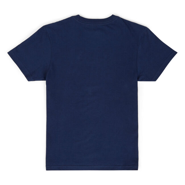 Little Boys' Hatton Shipswheel Graphic Tee (4-7),Oyster Bay Blue,large