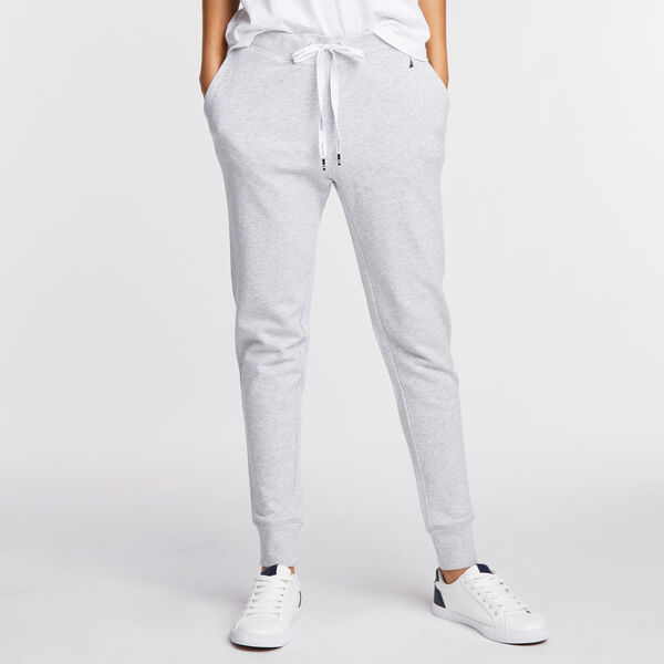 French Terry Joggers - Pale Blue