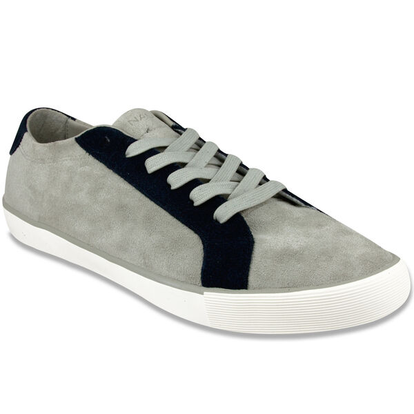 Chatfield Sneakers - Gray Suede - Stone