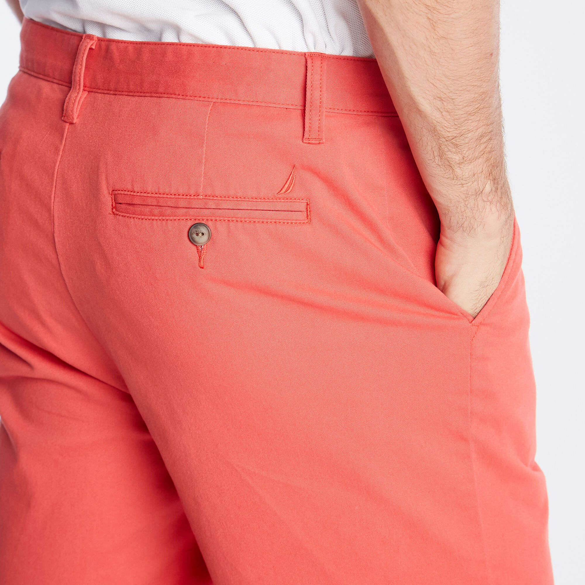 Nautica-Mens-10-034-Classic-Fit-Deck-Shorts-With-Stretch thumbnail 26