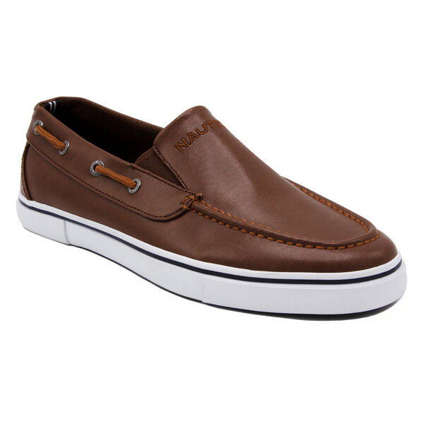 Doubloon Boat Shoe in Ginger - Desert Flower