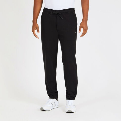 Signature Drawstring Joggers - True Black