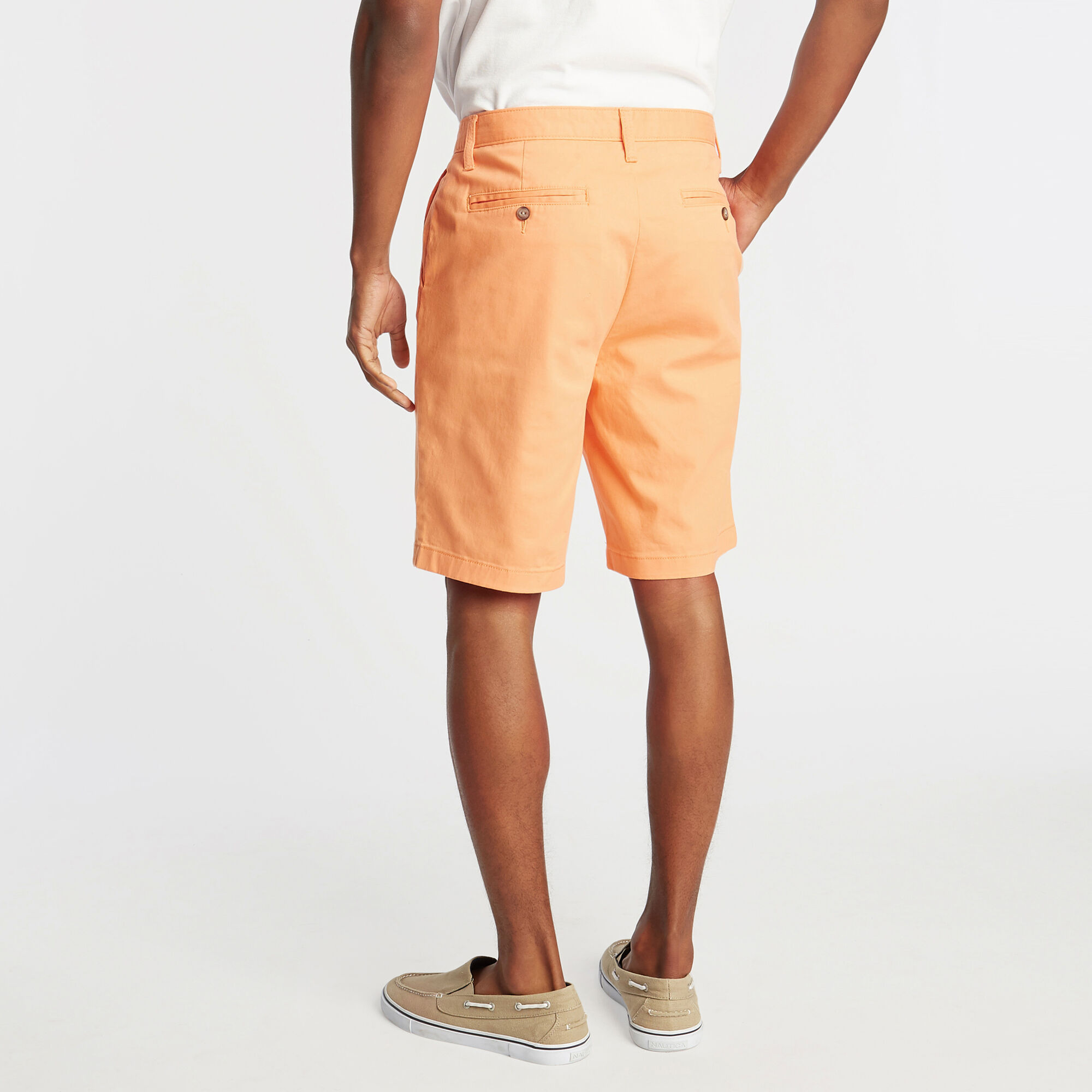Nautica-Mens-10-034-Classic-Fit-Deck-Shorts-With-Stretch thumbnail 19