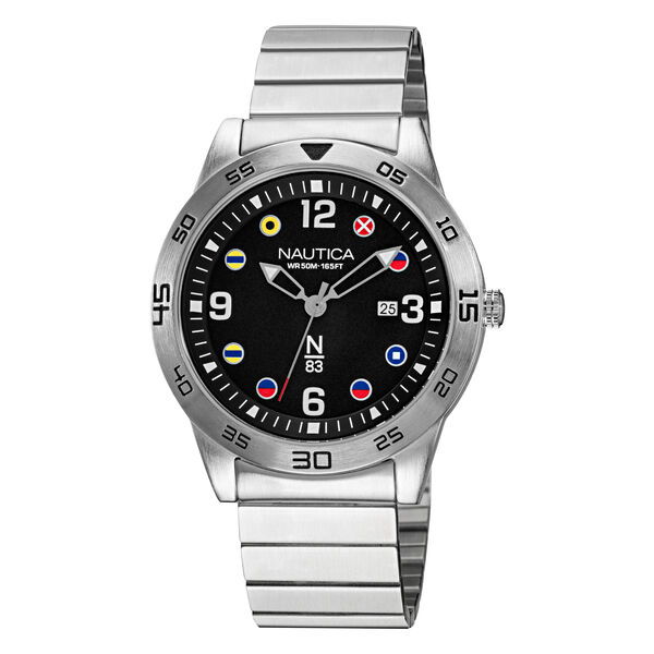 PUERTO AYORA SILICONE 3-HAND WATCH - Multi