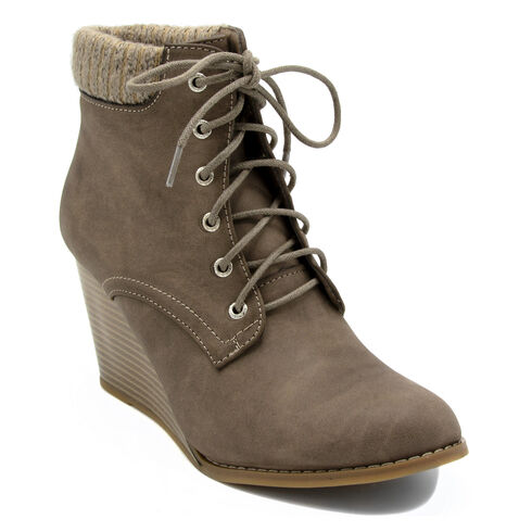 Korce Boots - Taupe
