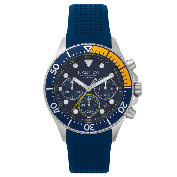 Westport Chronograph Watch - Navy - Navy