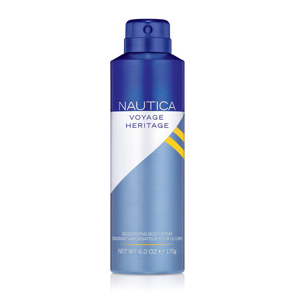 Nautica Voyage Heritage 6.0oz Spray - Multi