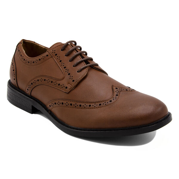 Miles Oxford in Burnished Tan - Tan