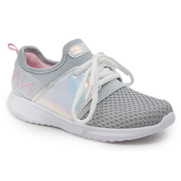 GIRL'S LIGHTWEIGHT EVERYDAY SNEAKER - Pale Blue