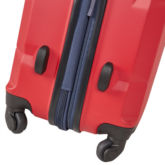 "Marine 28"" Hardside Spinner Luggage,Nautica Red,large"