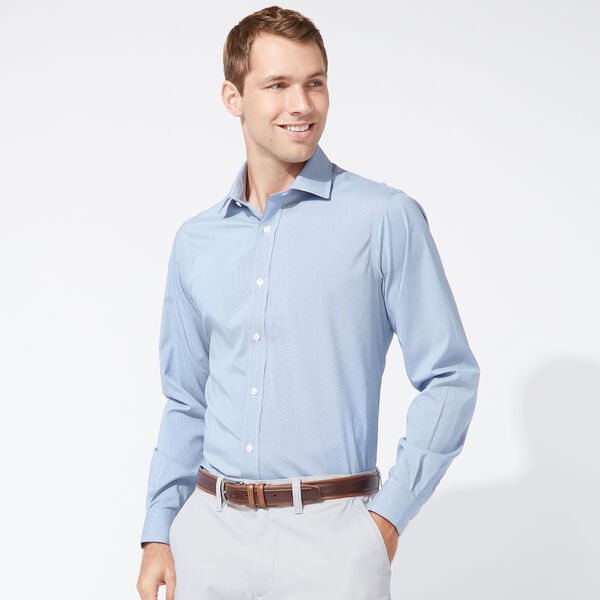 CLASSIC FIT PERFORMANCE TECH SHIRT - South Beach Aqua