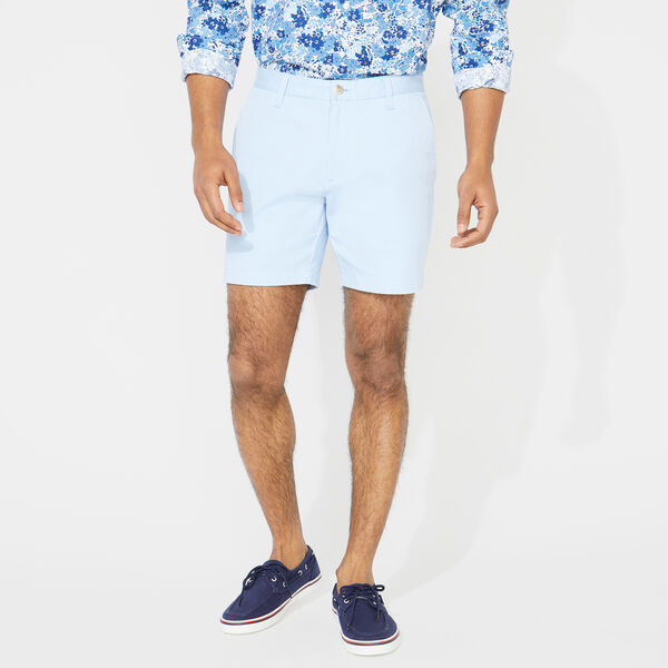 "6"" CLASSIC FIT DECK SHORTS - Azure Blue"