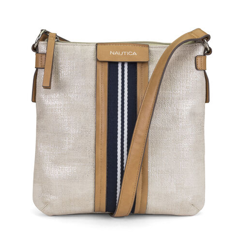 Seaswift Crossbody - Silver