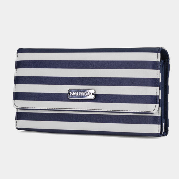 MONEY MANAGER CONTINENTAL WALLET - Peacoat