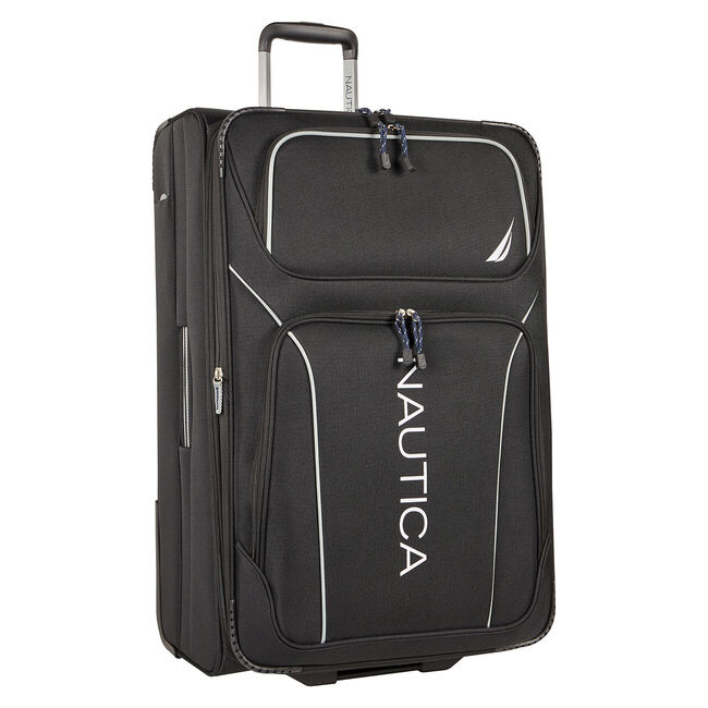 Airdale Expandable Spinner Luggage,True Navy,large