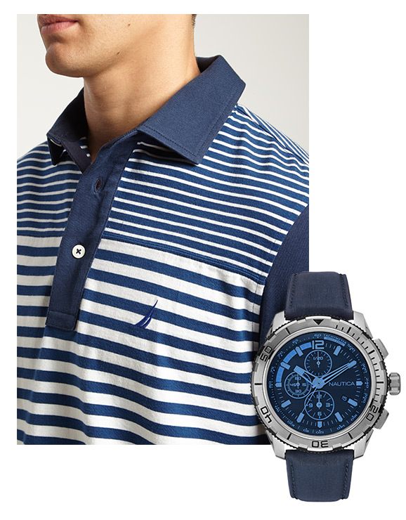 Not Just Navy + Watch