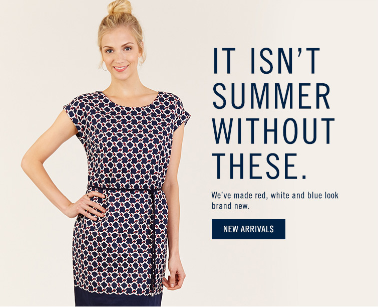 It Isn't Summer Without These. New Arrivals..