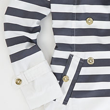 The Striped Trench