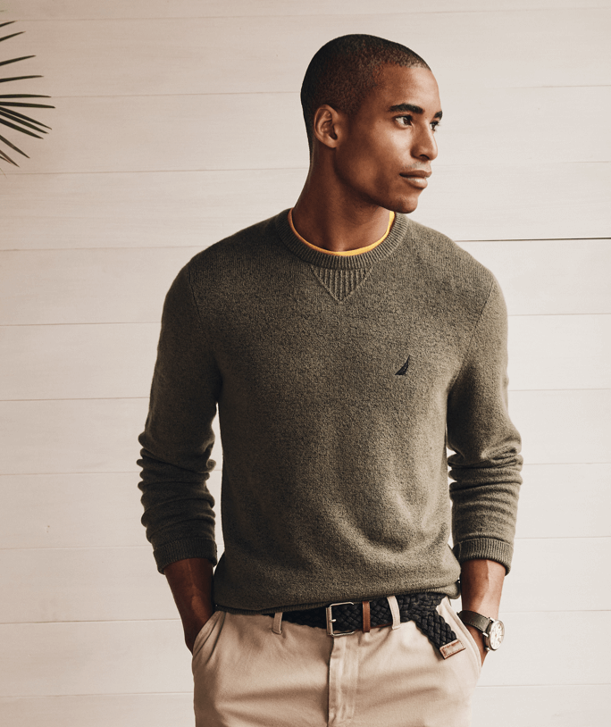 Mens Sustainably Crafted