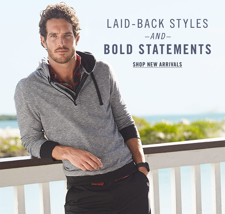 Bold Statements - Shop New Arrivals