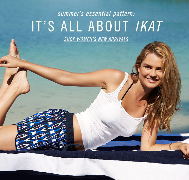 It's All About Ikat - Shop New Women's Arrival