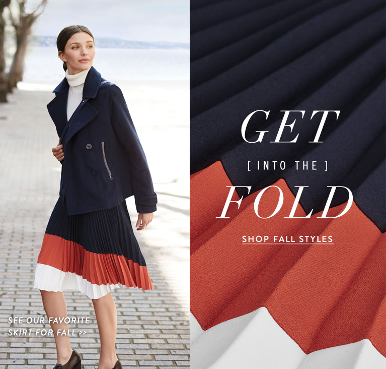 Get Into The Fold