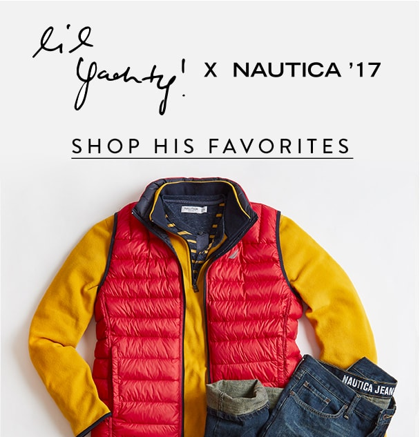 Lil Yachty's Favorites
