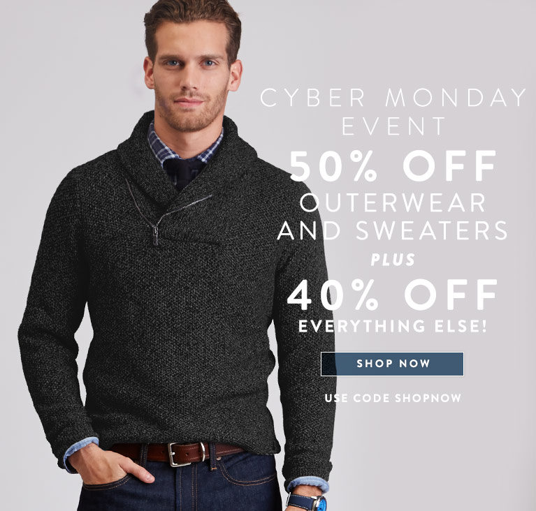 Outerwear and Sweaters
