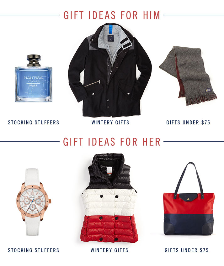 Gifts for Him and Her