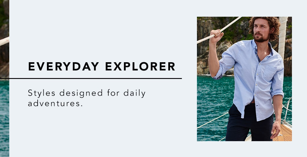 Men's Everyday Explorer