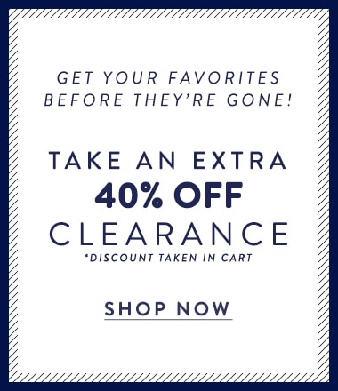 Extra 40% off