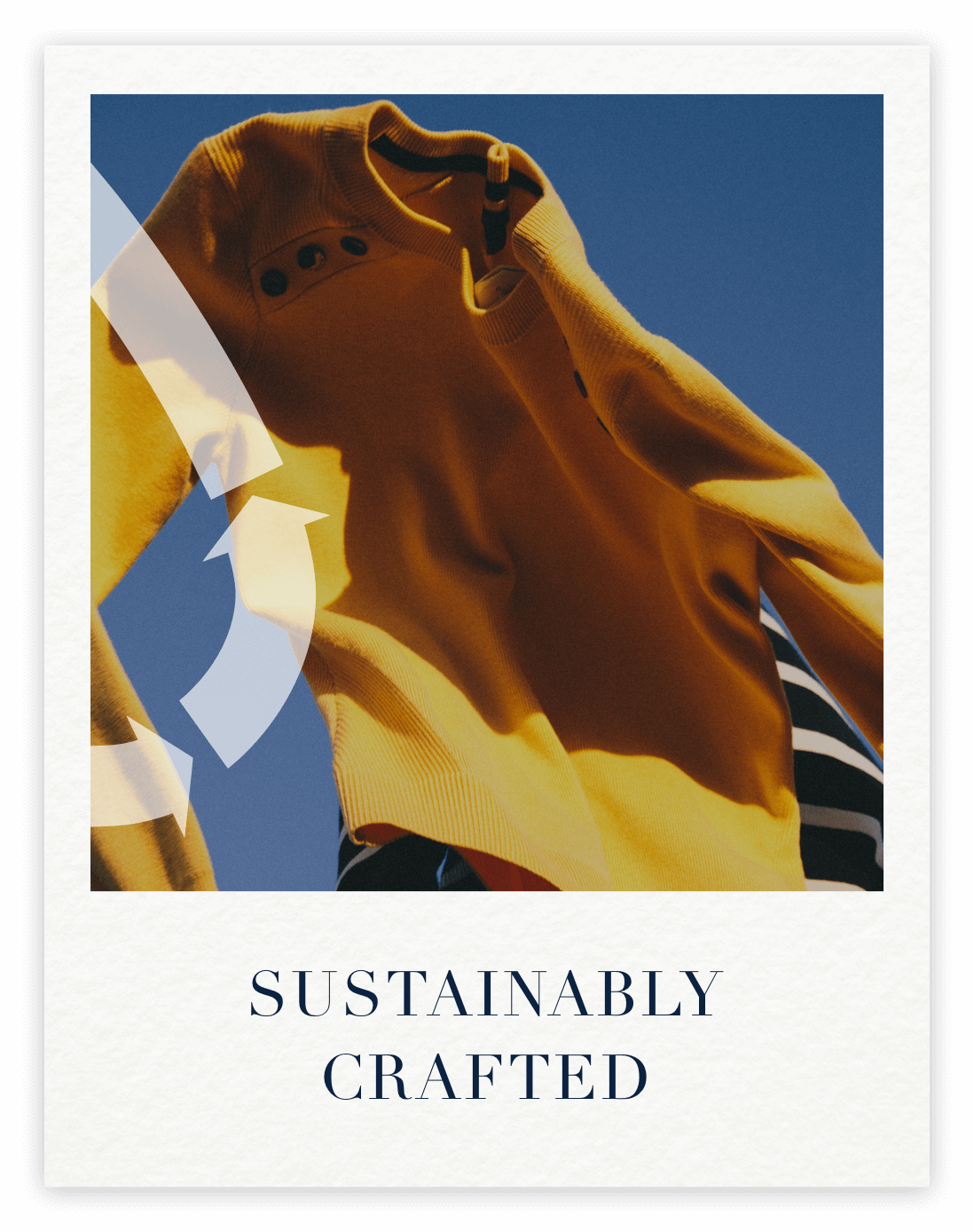 Sustainably Crafted