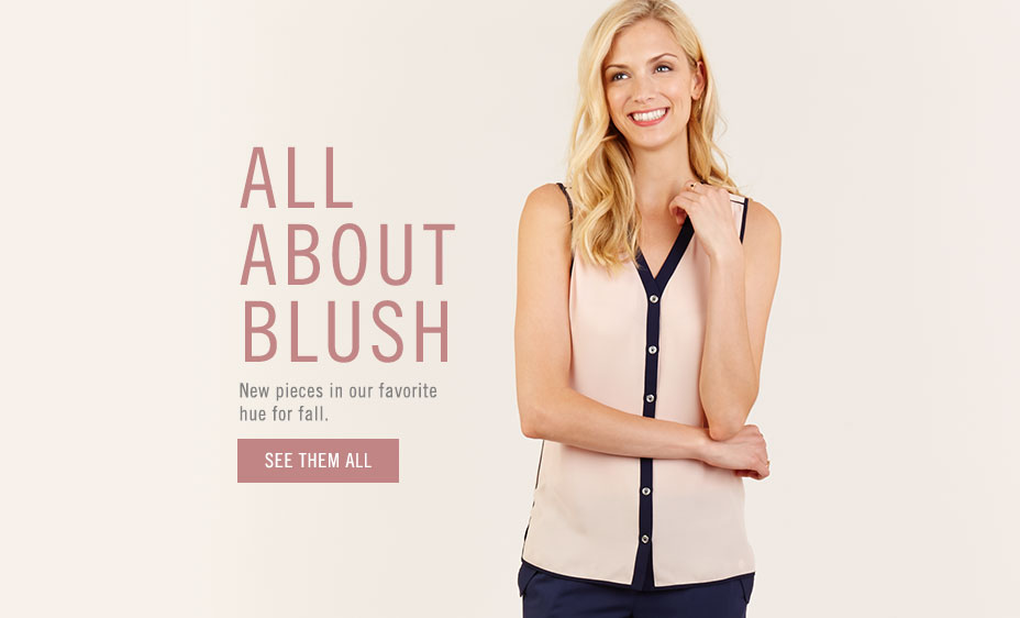 All About Blush