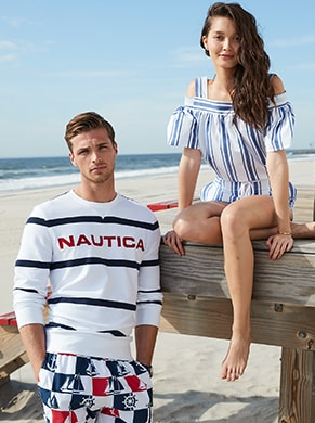 Nautica entry banner