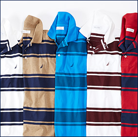 Catch of the Day Polos
