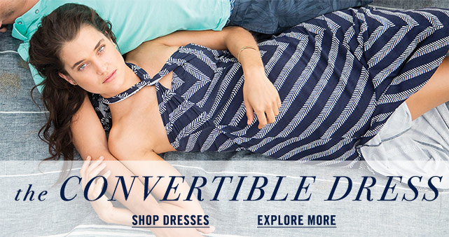 The Convertible Dress