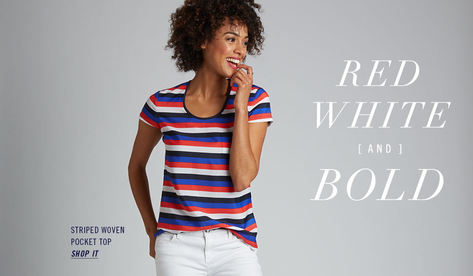 Red, White and Bold 1