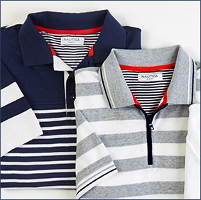 SAVE ON MUST-HAVE POLOS