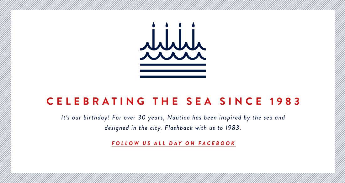 Celebrating The Sea Since 1983