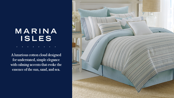 Marina Isles Home Collection