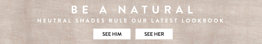 Be A Natural