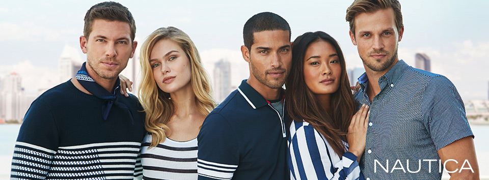 Nautica - The Official Site For Apparel, Accessories, Home
