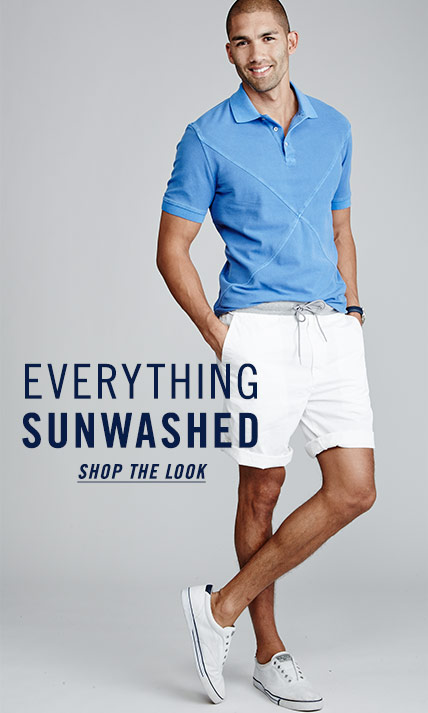 Everything Sunwashed - Shop The Look